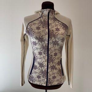HP❄️ Helly Hansen zipup hoodie jacket size s